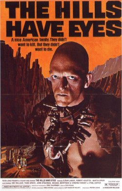 The Hills Have Eyes Poster (1977)