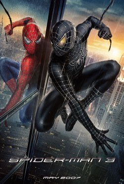 Spider-Man 3 International Poster
