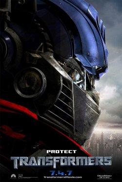 Transformers Poster - Optimus Prime