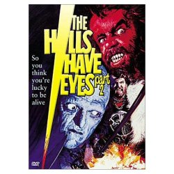 The Hills Have Eyes Part 2 Poster (1985)