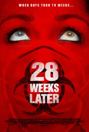 28 Weeks Later Final Domestic Poster