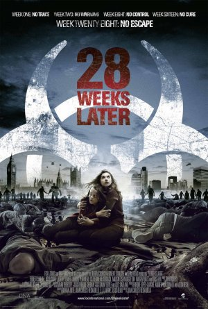 28 Weeks Later International Poster