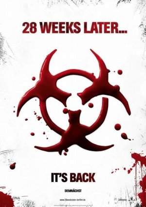 28 Weeks Later International Teaser Poster