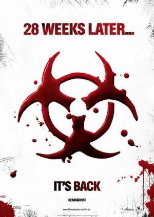 28 Weeks Later International Teaser Poster