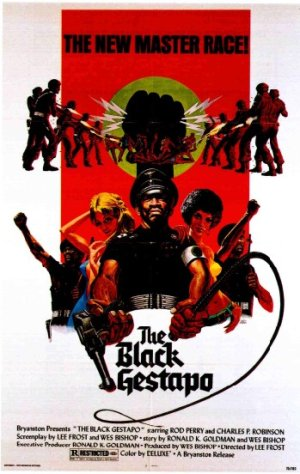 The Black Gestapo Poster