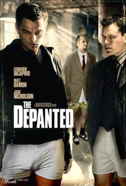 Depanted Poster