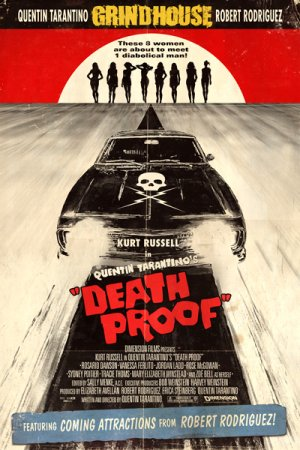 Death Proof Solo Poster