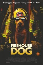 Firehouse Dog Poster (Small)