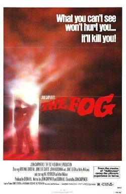 The Fog Poster (1980)