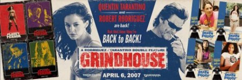 Grindhouse Flyer