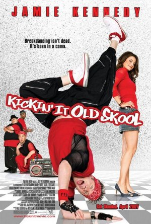 Kickin' It Old Skool Poster
