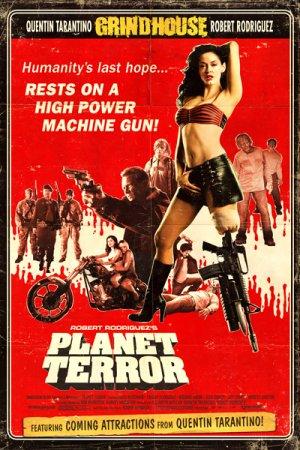 Planet Terror Solo Poster