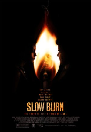 Slow Burn Poster