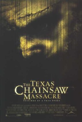 The Texas Chainsaw Massacre Poster (2003)