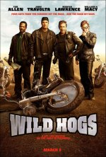 Wild Hogs Poster (Small)