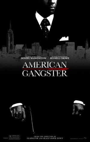 American Gangster Poster 1