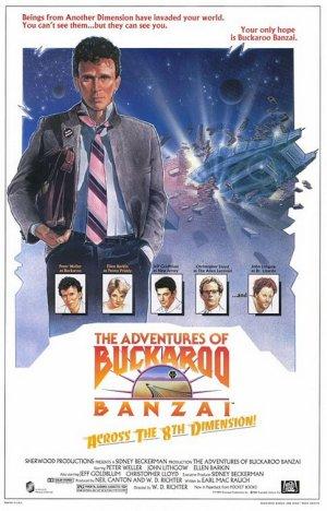 Buckaroo Banzai Movie Poster