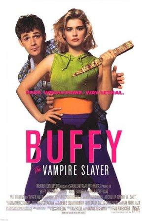 Buffy The Vampire Slayer Movie Poster