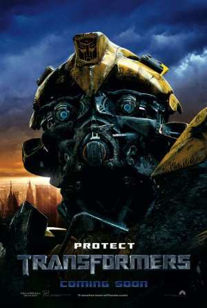 Bumblebee Character Poster