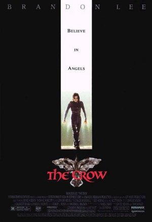 Crow Movie Poster