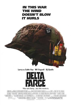 Delta Farce Movie Poster 1