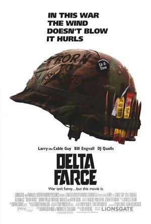 Delta Farce Movie Poster 1
