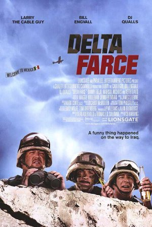 Delta Farce Movie Poster 2