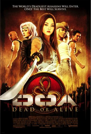 Dead or alive Movie Poster