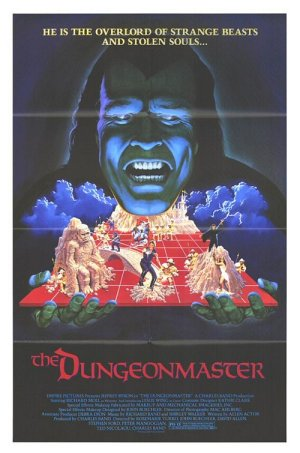 Dungeon Master Movie Poster