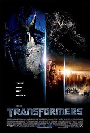 Internation Transformers Poster