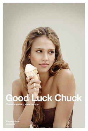 Good Luck Chuck Poster 3