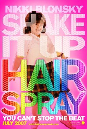 Hairspray Poster - Nikki Blonski