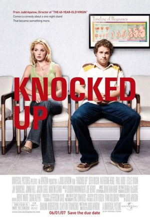 Knocked Up Poster 2