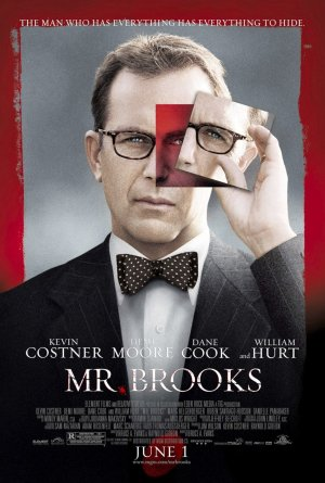 Mr. Brooks Poster