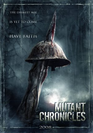 Mutant Chronicles Poster (Big)
