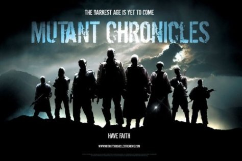 Mutant Chronicles Poster 2