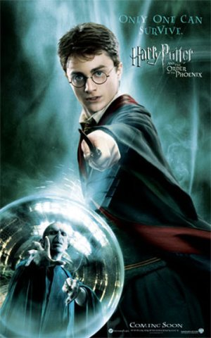 Harry Potter and the Order of the Phoenix Poster Character Poster 1