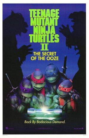 Teenage Mutant Ninja Turtles 2 Movie Poster