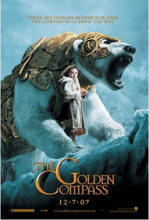 Golden Compass Teaser Movie Poster