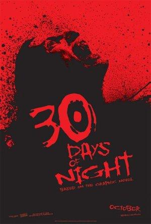 30 Days of Night Movie Poster