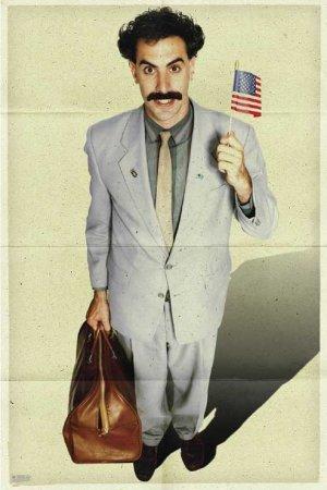Borat Teaser Poster