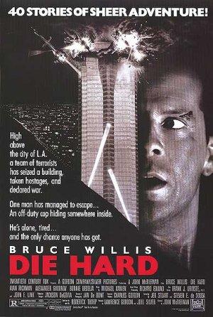Die Hard (1988) Poster 2