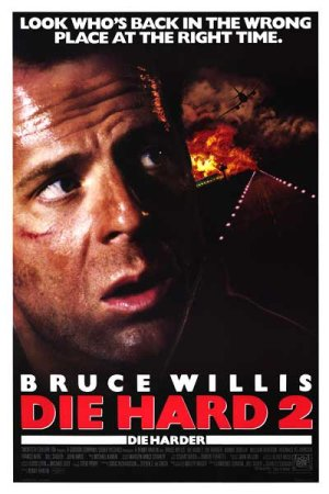 Die Hard 2: Die Harder Poster 2