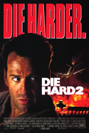 Die Hard 2: Die Harder Poster