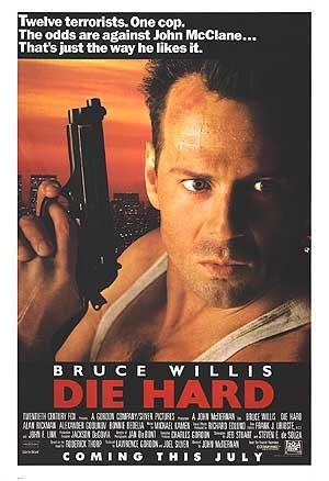 Die Hard (1988) Poster