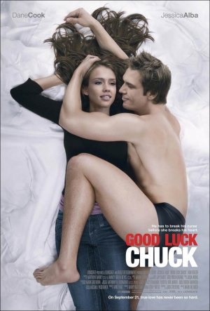 New Good Luck Chuck Poster