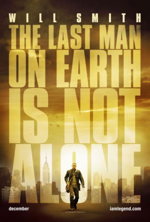 I Am Legend Teaser Poster