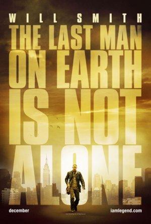 I Am Legend Teaser Poster