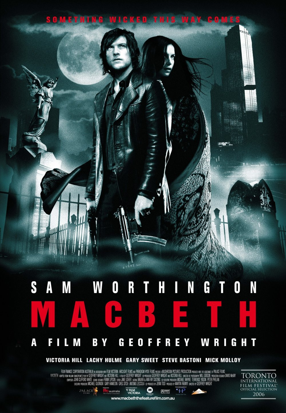 macbeth movie poster movieposteraddict