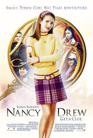 Nancy Drew Movie Poster